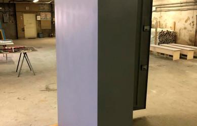 Шкаф электрический уличный композитный